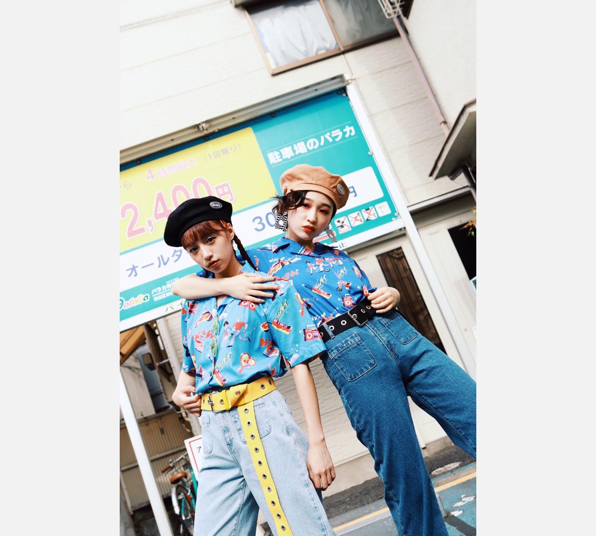 タイの若者に絶大の人気インスタグラム発のファッションブランドの「ダディ・アンド・ザ・マッスル・アカデミー」がラフォーレ原宿にてポップアップショップを開催!