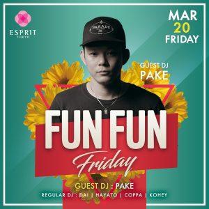 FUN FUN Friday