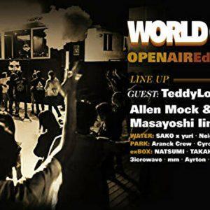 WORLD CLASS OPEN AIR Edition