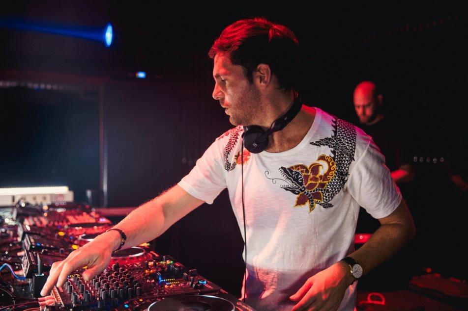 スキューバ (DJ) / Photo by Pablo Gallardo